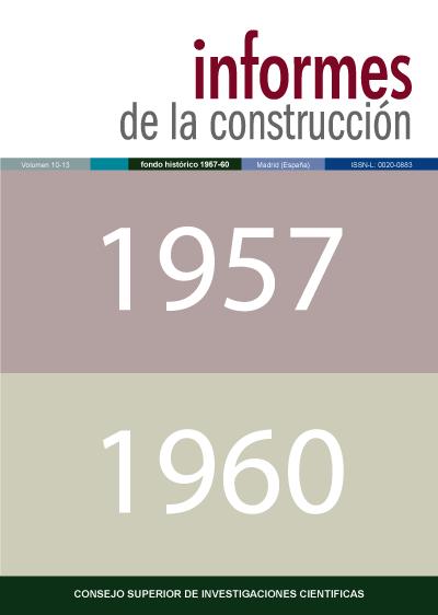 Informes de la Construccion