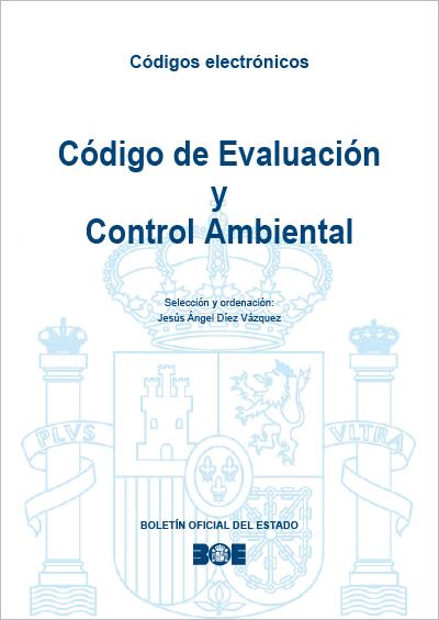Código de Evaluación y Control Ambiental