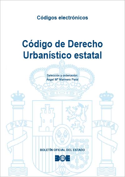 Código de Derecho Urbanístico Estatal