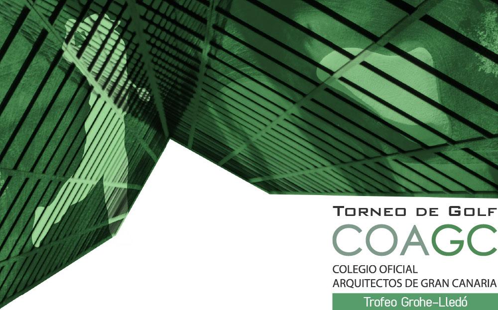 Torneo 'Grohe-Lledó' de Golf para Arquitectos