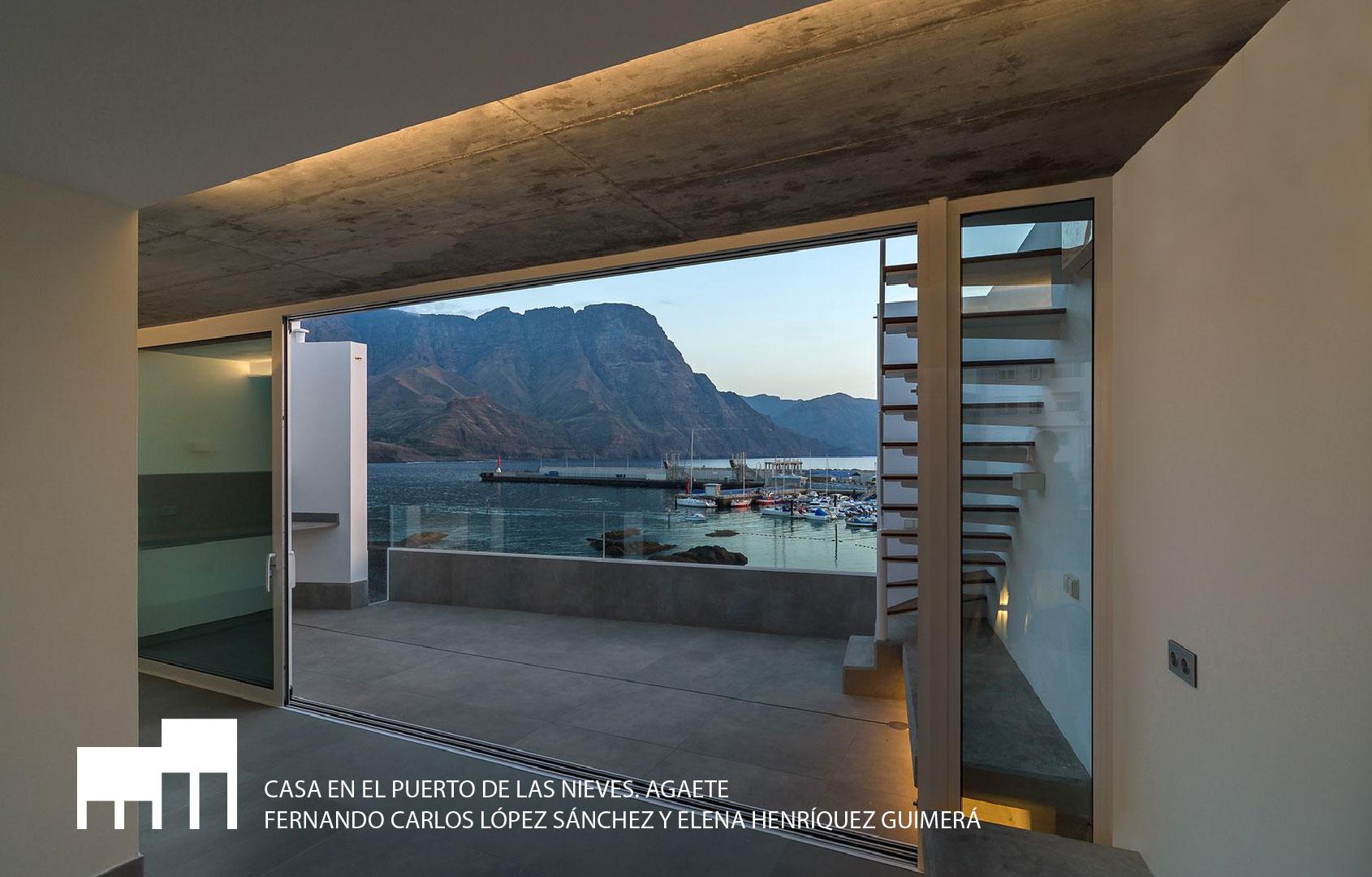 Casa en el Puerto de las Nieves