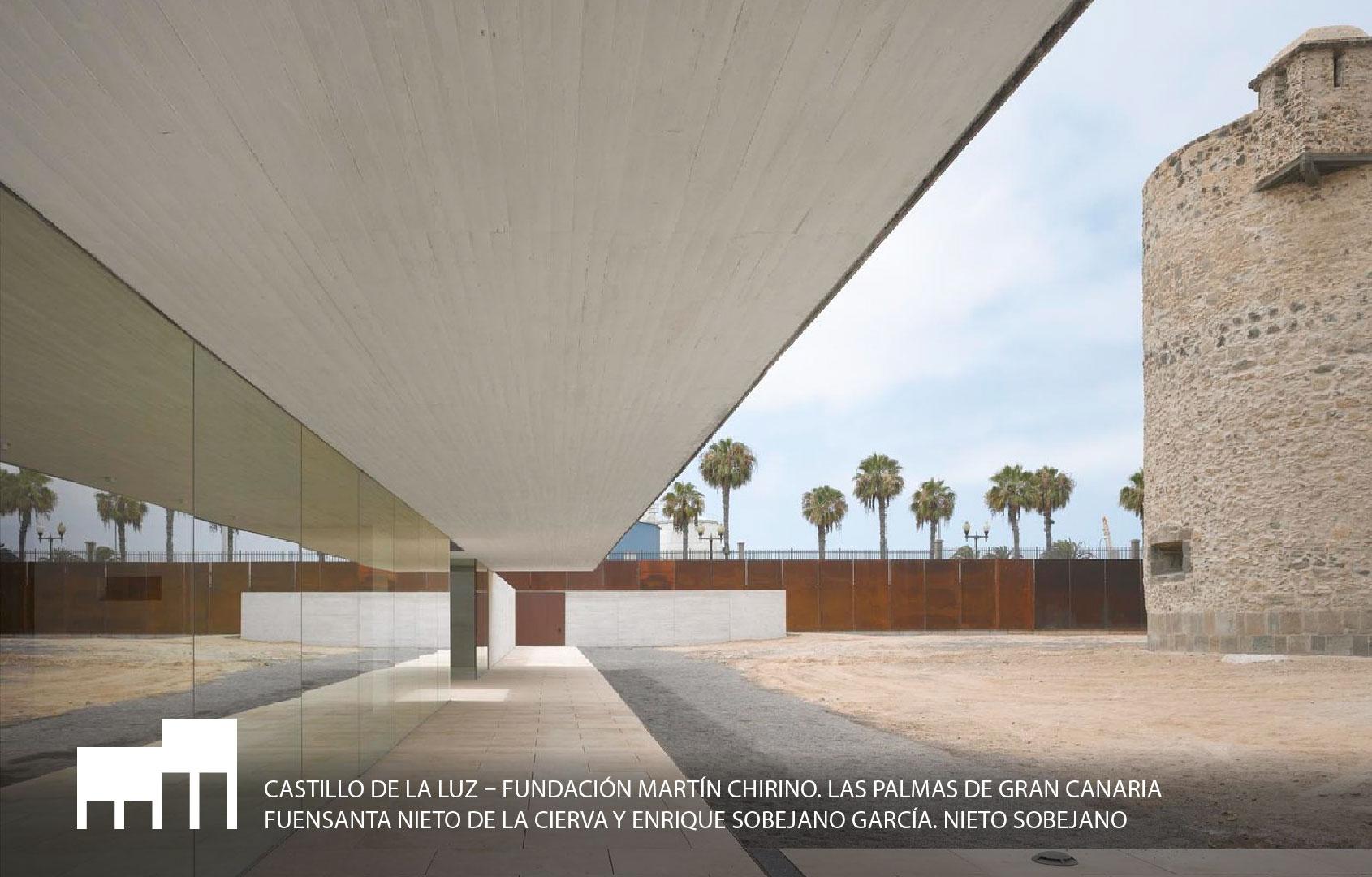 Castillo de la Luz – Fundación Martín Chirino
