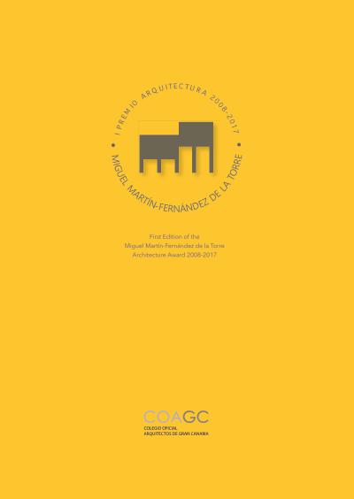 Libro Premio MMFT18 2008-2017