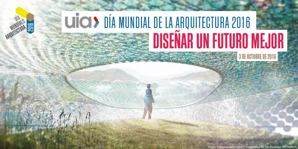 Día mundial de la arquitectura