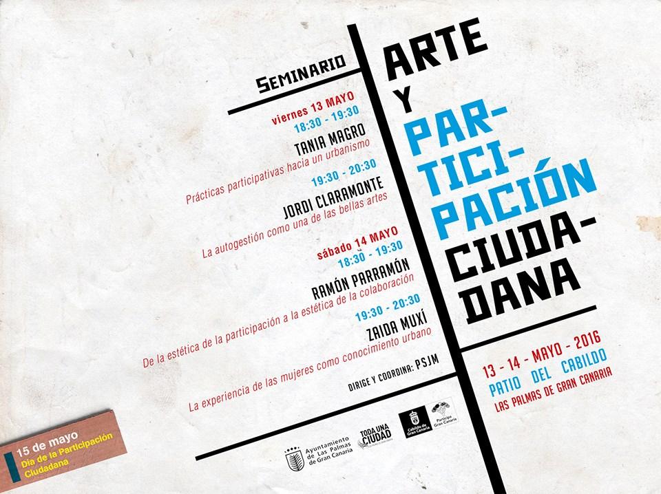 Arte y participación ciudadana