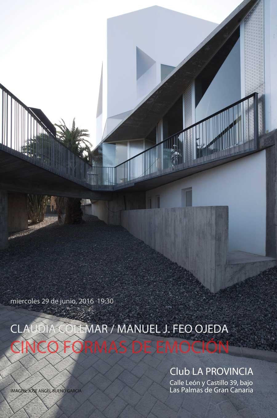 Conferencia Collmar / Feo