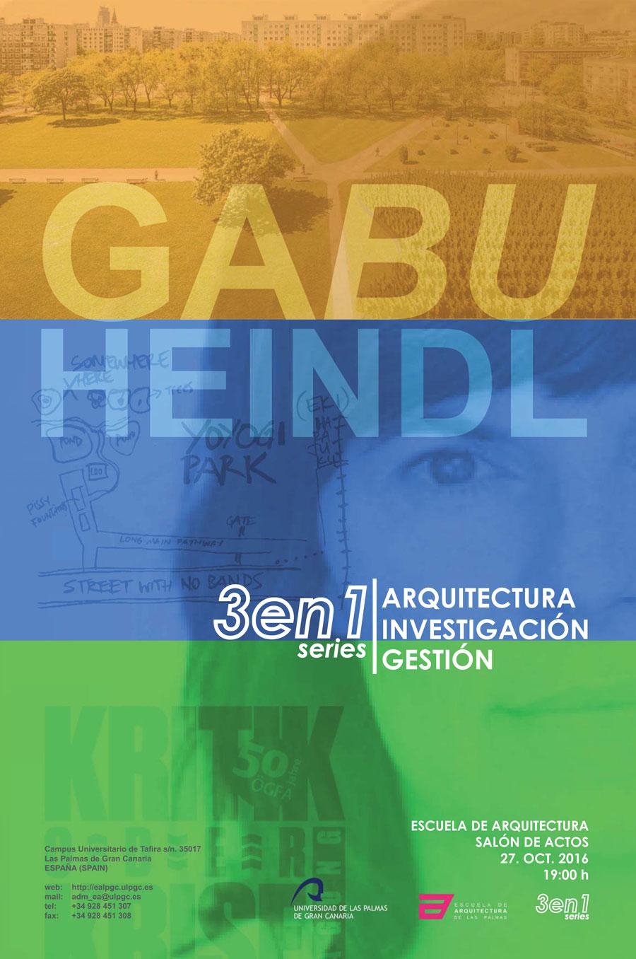 Gabu Heindl