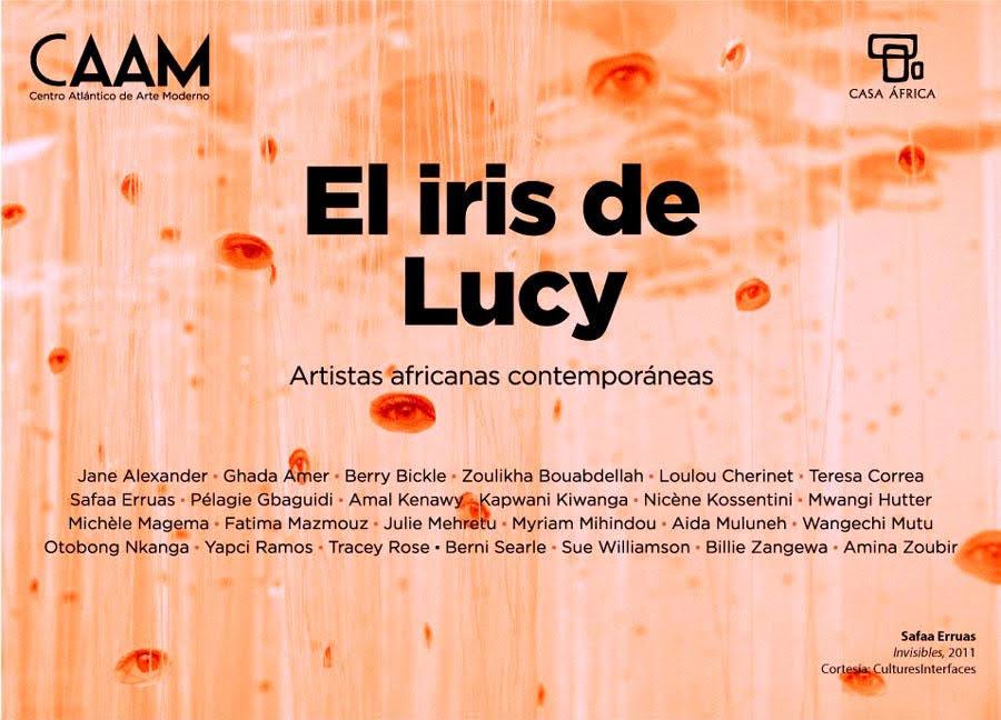 Exposición 'El iris de Lucy'