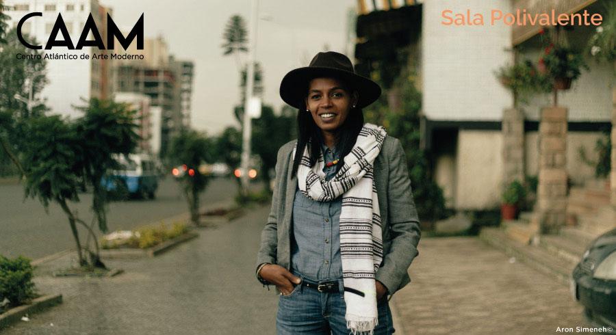 Conferencia 'La comunicación visual para el cambio' de Aida Muluneh