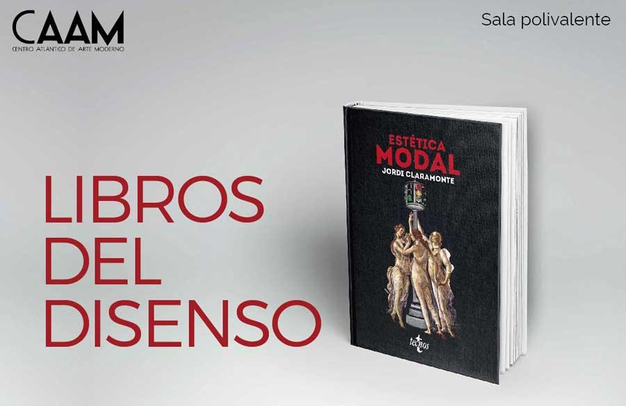 Presentación del libro 'Estética Modal' de Jordi Claramonte
