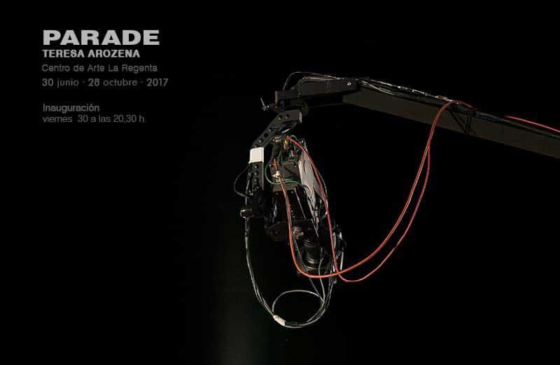 Exposición 'Parade' de Teresa Arozena