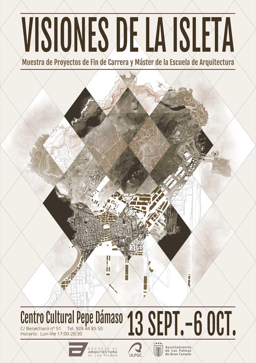 Exposición 'Visiones de La Isleta'
