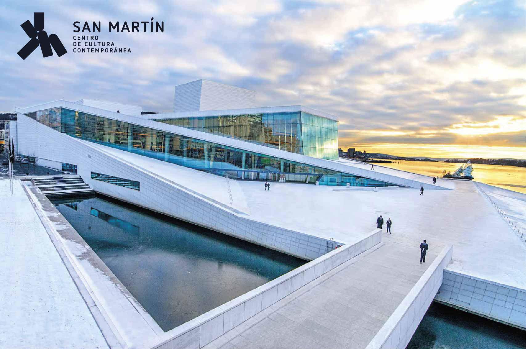 Viajar por el Arte: Oslo