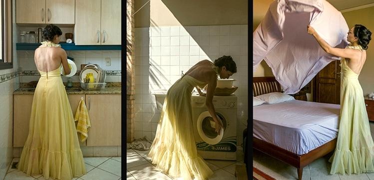 Exposición 'Iluminando la ausencia' de Claudia Casarino