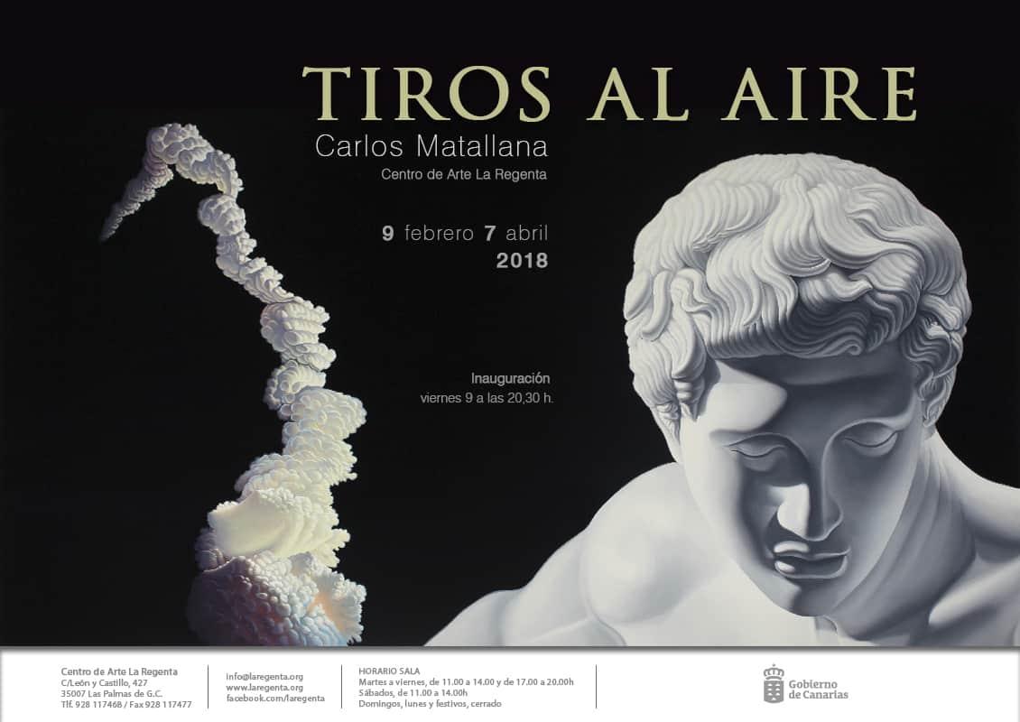 Exposición 'Tiros al aire' de Carlos Matallana