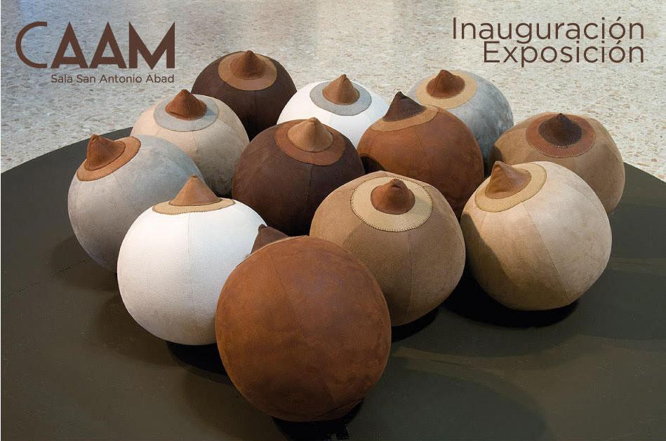 Exposición 'Soy mi propio paisaje' de Raquel Paiewonsky