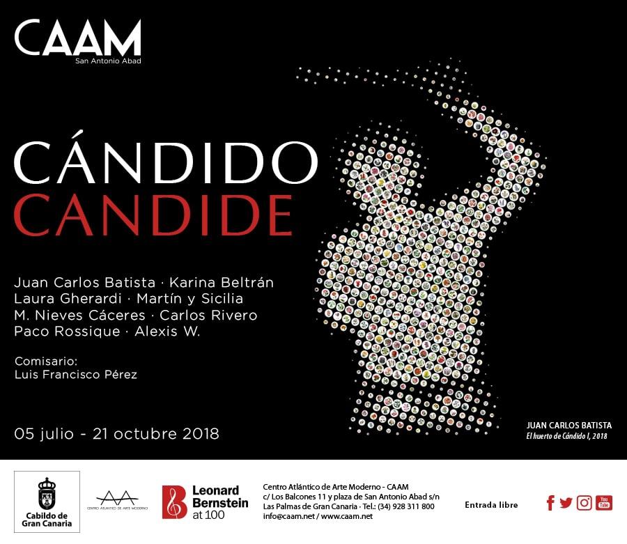 Exposición 'Cándido Candide'
