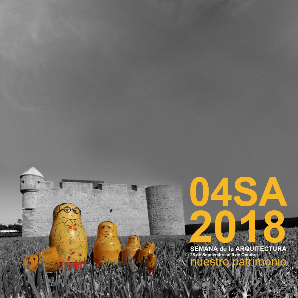 Semana de la arquitectura 2018