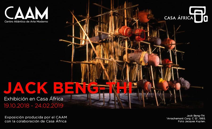 Exposición 'Jack Beng-Thi'