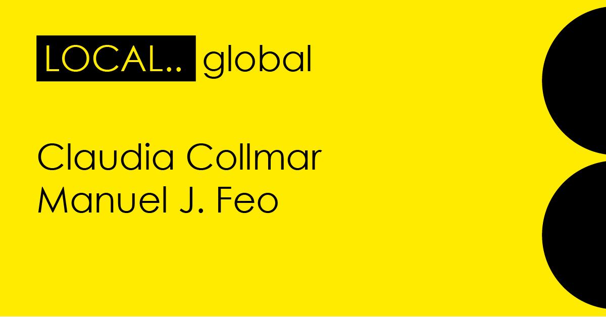 Conferencia de Claudia Collmar y Manuel J. Feo