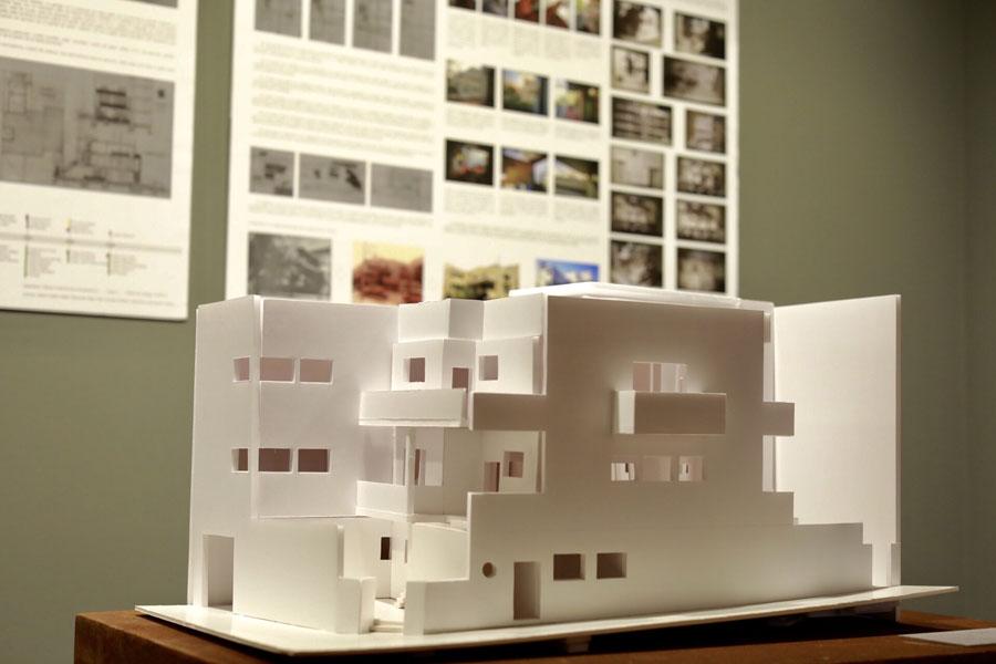 Conferencia 'La vivienda moderna'