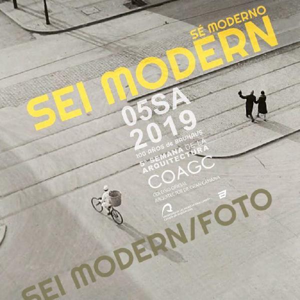 Exposición La vivienda moderna en España