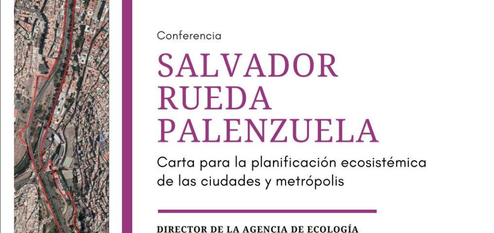Conferencia de Salvador Rueda
