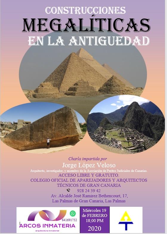 Construcciones Megalíticas en la Antiguedad