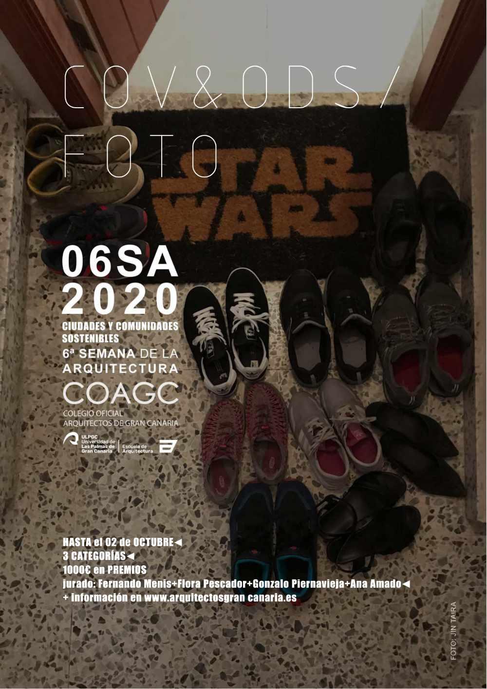 Concurso de fotografía de la 06SA: COV&ODS / Foto