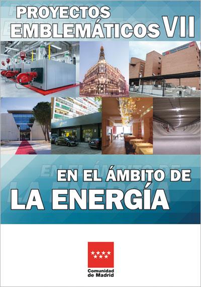 Publicación 'Proyectos emblemáticos en el ámbito de la energía VII'