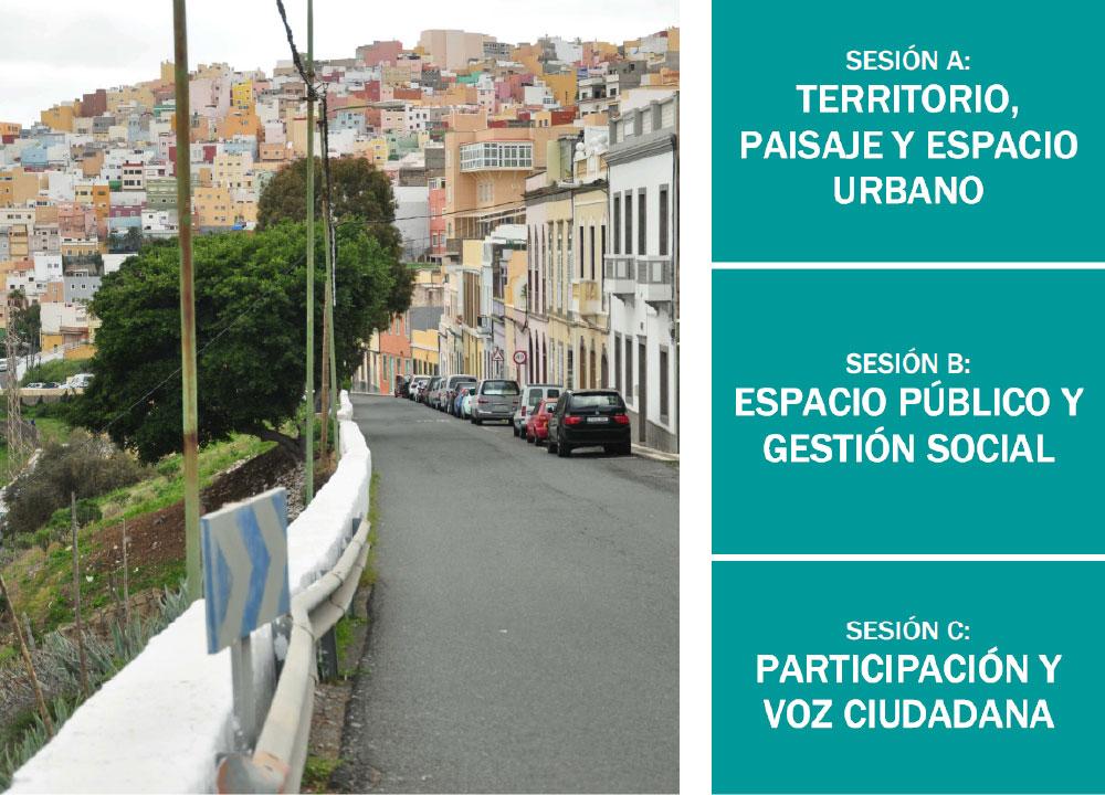 Taller 'Territorio, paisaje y vulnerabilidad urbana'