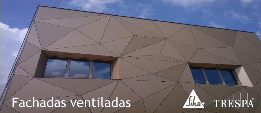 Jornada Sika/Trespa sobre fachadas ventiladas