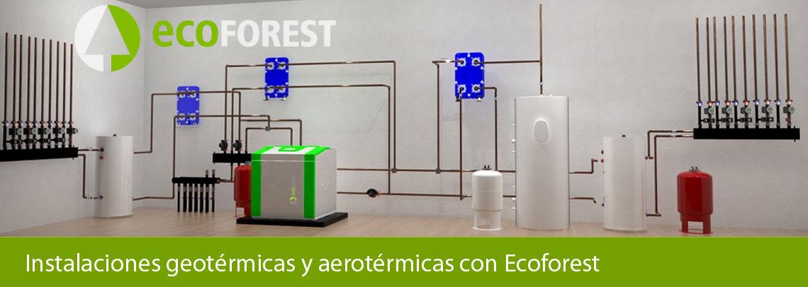 Jornada 'Instalaciones geotérmicas y aerotérmicas con Ecoforest'