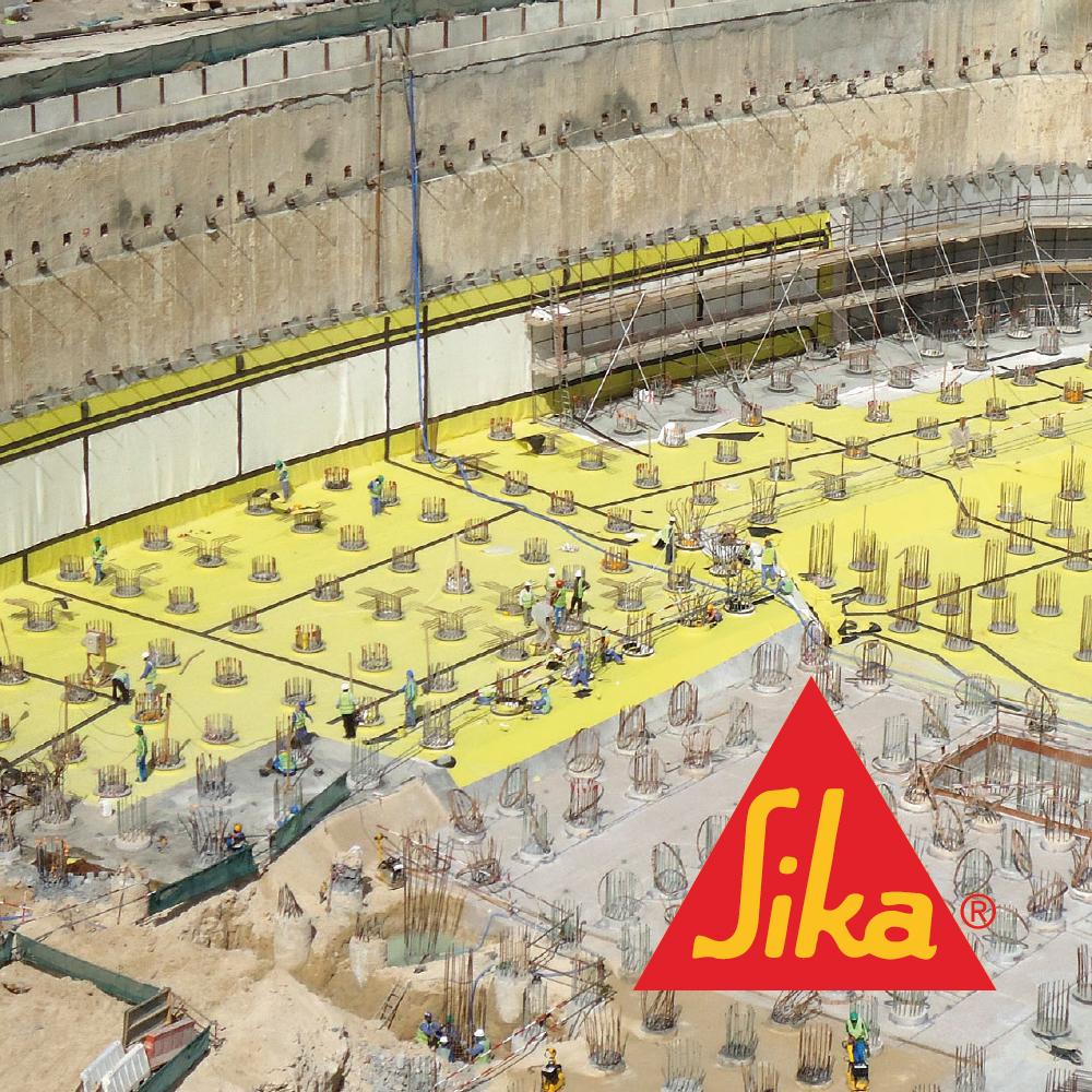 Construcciones enterradas. Impermeabilización