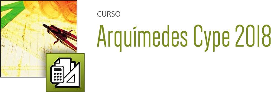 Curso Arquímedes Cype 2018