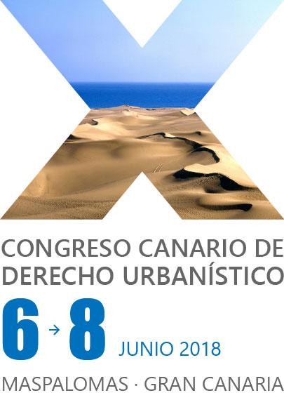 X Congreso Canario de Derecho Urbanístico