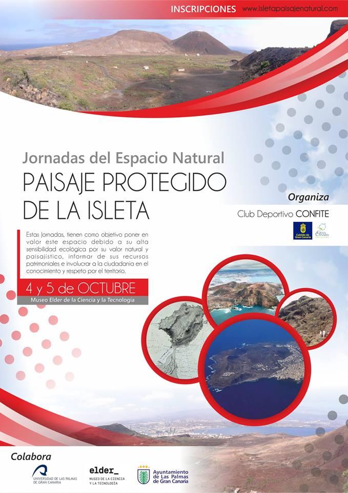 Jornadas 'El Espacio Protegido de La Isleta'
