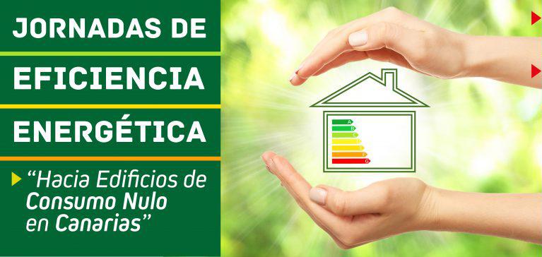 Jornada de Eficiencia Energética: 'Hacia edificios de consumo nulo en Canarias'