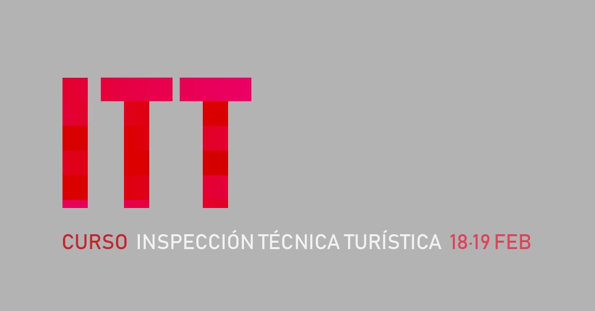 Curso 'Inspección Técnica Turística'