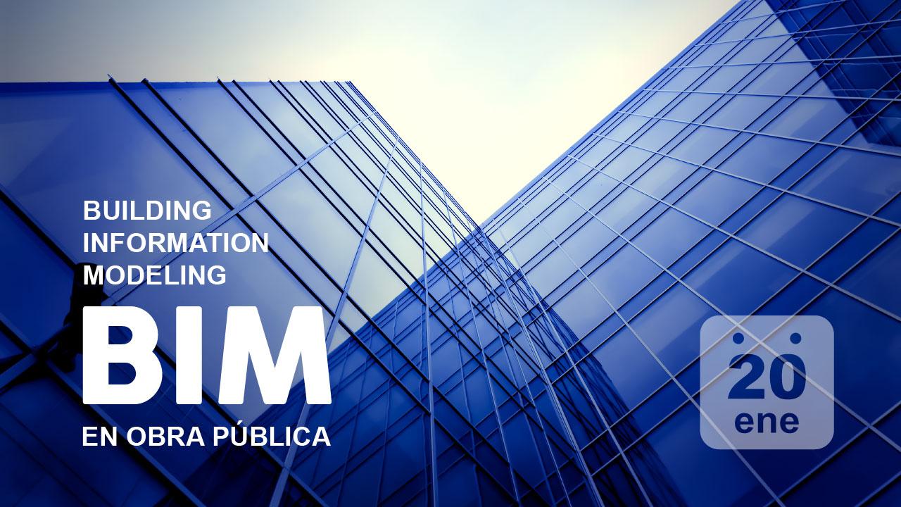 Metodología BIM aplicada a obra pública