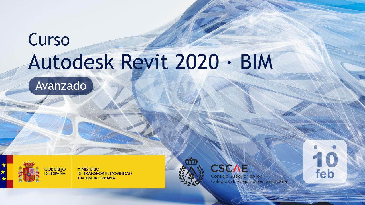 Curso 'Autodesk Revit 2020 avanzado. BIM'