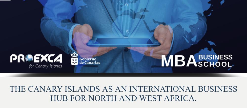 Canarias como plataforma de negocios internacionales para África del Norte y Occidental