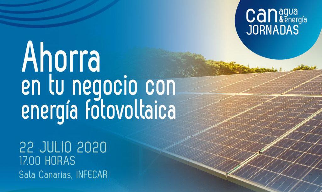 Jornada 'Ahorra en tu negocio con energía fotovoltaica'