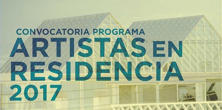 Programa 'Artistas en residencia'