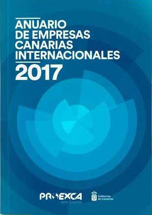 Anuario de empresas canarias internacionales