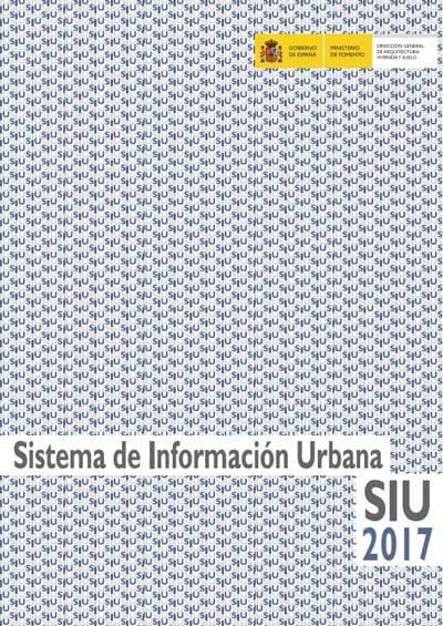 Sistema de información urbana SIU 2017